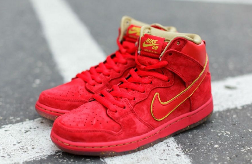 NIKE SB DUNK HIGH CHINESE NEW YEAR WHOLESALE