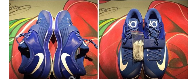 cheap nike KD 7 KENTUCKY WILDCATS
