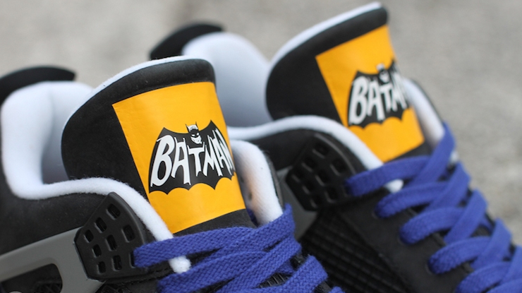 AIR JORDAN 4 BATMAN