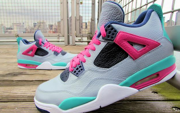 AIR JORDAN 4 REMASTERED SOUTH COAST