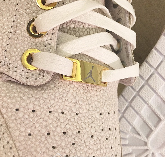 Air Jordan 1 white pinnacle series