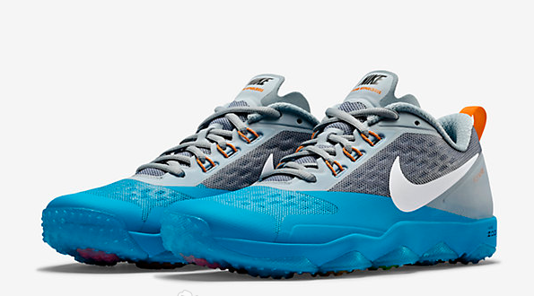 NIKE ZOOM HYPERCROSS TRAINER BLUE-GRAY