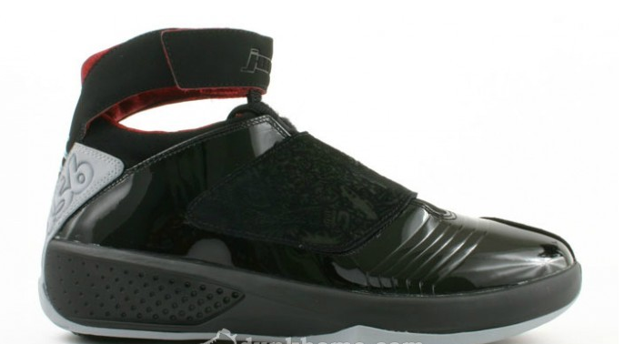 Air Jordan 20 Retro Stealth