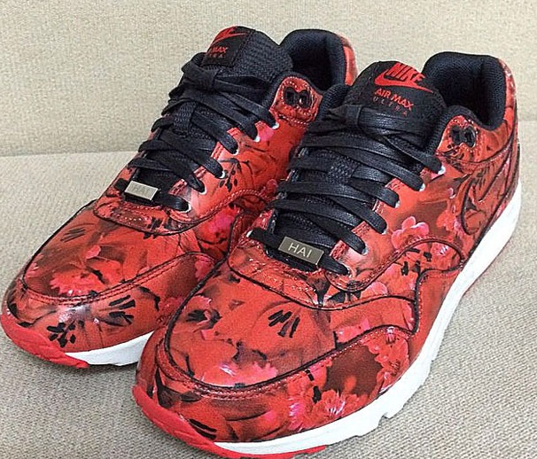Cheap Nike Air Max 1 Floral 2015