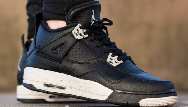 Buy Cheap Air Jordan 4 Oreo GS