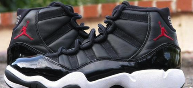 Air Jordan 11 72 wins and 10 losses