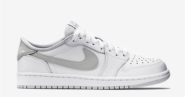 Air Jordan 1 Retro Low OG Neutral Grey