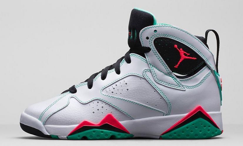 Air Jordan 7 Retro GS Verde