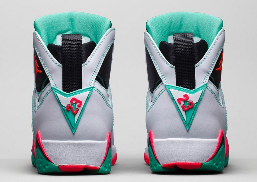 Cheap Air Jordan 7 Retro GS Verde