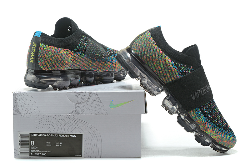 4a7ae837806 Nike Air Vapormax 2018 Black Green -05