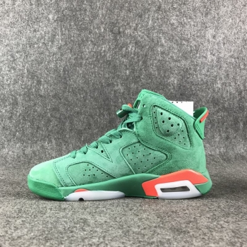 Perfect Air Jordan 6 Green