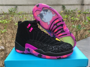AAA Air Jordan 12 Doernbecher