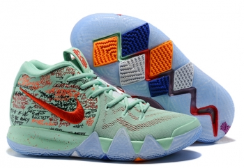 Nike Kyrie 4 What The