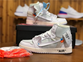 Off-White Air Jordan 1