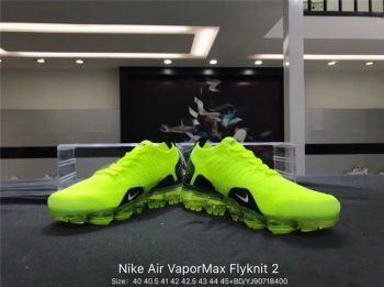 Nike Air VaporMax Flyknit 2 Green
