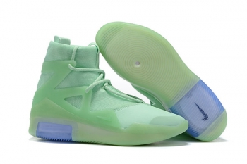 Nike Air Fear Of God 180 Light Bone Shaded Spruce