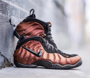 Nike Air Foamposite One Bronze