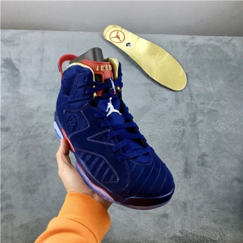 Air Jordan VI DB Doernbecher