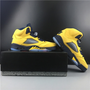 Air Jordan 5 SP Michigan