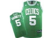 Wholesale Cheap Kids NBA Boston Celtics Garnett #5 Jerseys Green