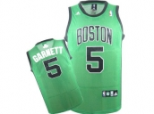 Wholesale Cheap Kids NBA Boston Celtics Garnett #5 Jerseys Green Black