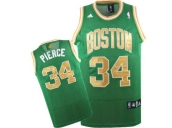 Wholesale Cheap Kids NBA Boston Celtics Pierce #34 Jerseys Green Gold