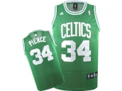 Wholesale Cheap Kids NBA Boston Celtics Pierce #34 Jerseys Green White
