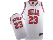 Wholesale Cheap Kids NBA Chicago Bulls Jordan #23 Jerseys White