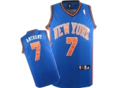 Wholesale Cheap Kids NBA New York Knicks Anthony #7 Jerseys Blue