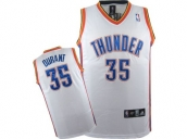 Wholesale Cheap Kids NBA Oklahoma City Thunder Durant #0 Jerseys White