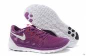 Wholesale Nike Free 5-0 Women 2014 Wholesale World Cup Purple White-F008