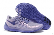 Wholesale Nike Free 5-0 Women 2014 World Cup Purple -F007