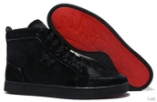 Women Christian Louboutin High Black