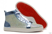 Women Christian Louboutin High Hot Drilling Colorful 260