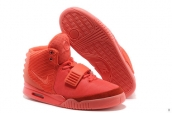 Perfect Women Kanye West Nike Air Yeezy 2 Red October
