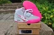 Air Yeezy II Women Grey Pink