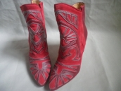 Isabel Marant Boots Red