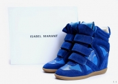 Isabel Marant Shoes Chassic Blue