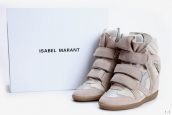 Isabel Marant Shoes Chassic Grey Pink