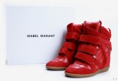 Isabel Marant Shoes Chassic Red