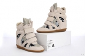 Isabel Marant Shoes White