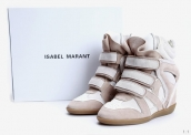 Isabel Marant Shoes 2012 Grey White