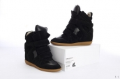 Isabel Marant Shoes Chassic Black