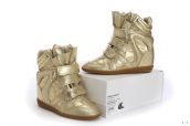 Isabel Marant Shoes Chassic Golden