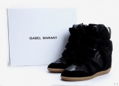 Isabel Marant Shoes Chassic Navy Blue