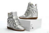Isabel Marant Shoes Chassic Silvery