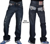 True Religion Jeans Mens -140