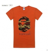 Bape T-shirt Women -089