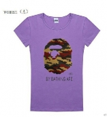 Bape T-shirt Women -091