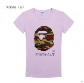 Bape T-shirt Women -092